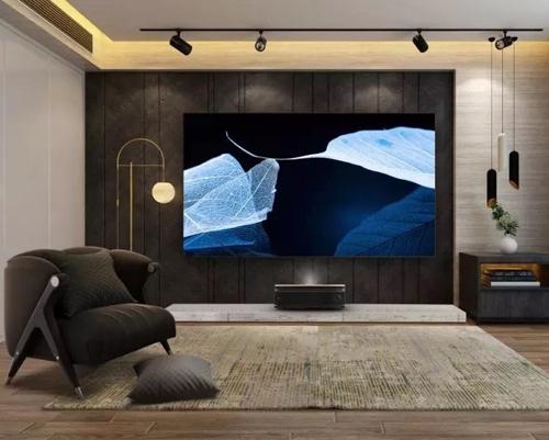 上海激光电视